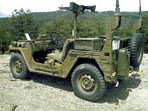 Jeep Willlys: el amo de la segunda guerra mundial