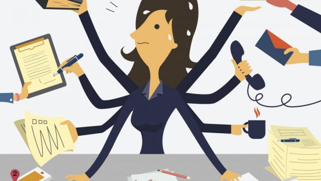 5 fonti (da evitare) di stress, di cui non ci accorgiamo