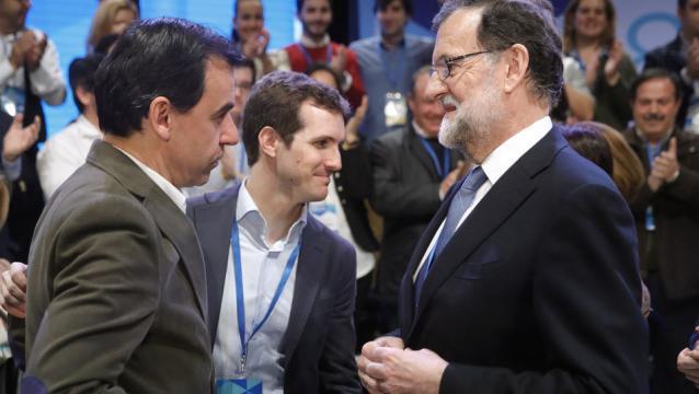 Casado dice que la renovación del PP continúa con la misma cúpula - teinteresa.es