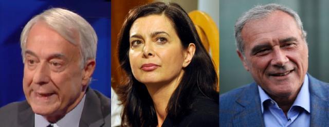 Pisapia, Boldrini e Grasso: gli ultimi sviluppi a sinistra del PD