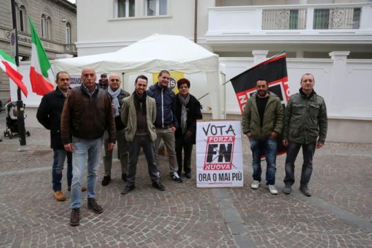 Forza Nuova ha annunciato il suo presidio a Como per il 9 dicembre, nonostante il divieto della Questura