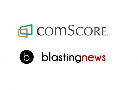 Blasting News seleciona comScore para proteger seus anunciantes de tráfego inválido