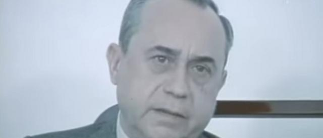 Leonardo Sciascia, poeta e scrittore siciliano (1921-1989)