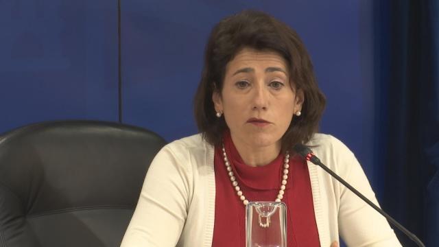 Constança Urbano de Sousa, Ministra da Administração Interna.