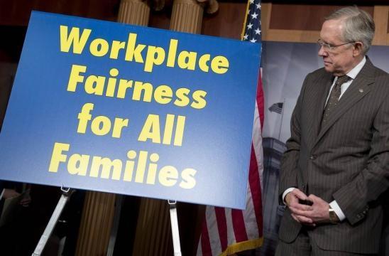 Senate approves gay rights legislation; bill faces bleak future in ... - nbcnews.com