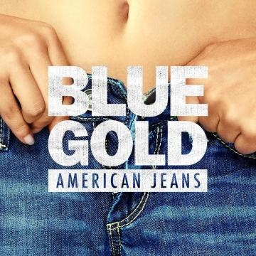 Blue Gold: American Jeans talks about a $20,000 pair of jeans! (Credit: Lee Wallman/Wallman PR -- Used with Permission)