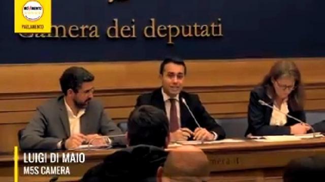 Riforma pensioni ultime novit m5s abolire vitalizi e for Camera 5 stelle
