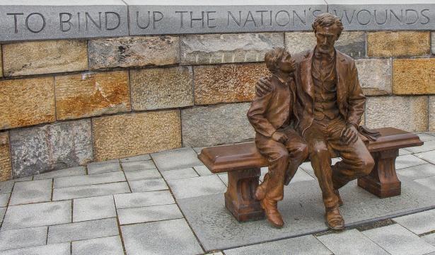 Abraham Lincoln, dennisflarsen, pixabay.com CC0
