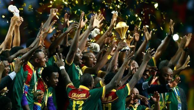 Le cameroun remporte la coupe d afrique des nations - Coupe d afrique des nation ...
