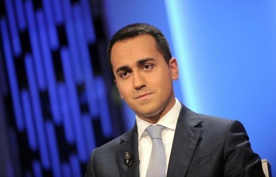 Luigi Di Maio, esponente del Movimento 5 Stelle e Vicepresidente della Camera dei Deputati.