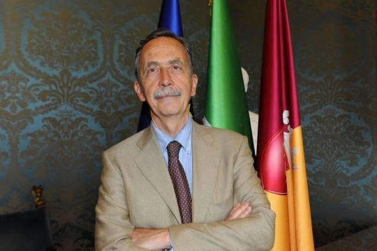 Paolo Berdini, ormai ex assessore all' urbanistica del comune di Roma.
