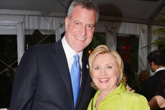 Hilary Clinton, Bill De Blasio, And Regret: Triple Threat! (To ... - fukette.com