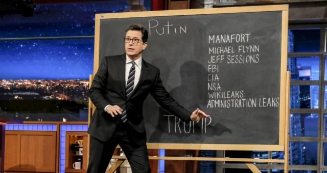 Stephen Colbert, 'SNL' cashing in Donald Trump dividents - mercurynews.com