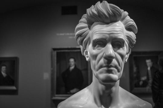 A bust of the 7th President of the United States Andrew Jackson / Phil Roeder, Flickr CC BY-SA 2.0