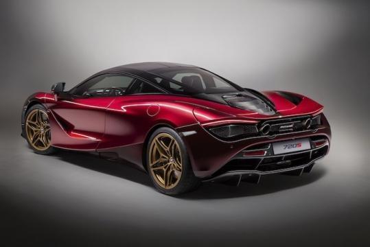 McLaren 720S Velocity Sursa: ANSA