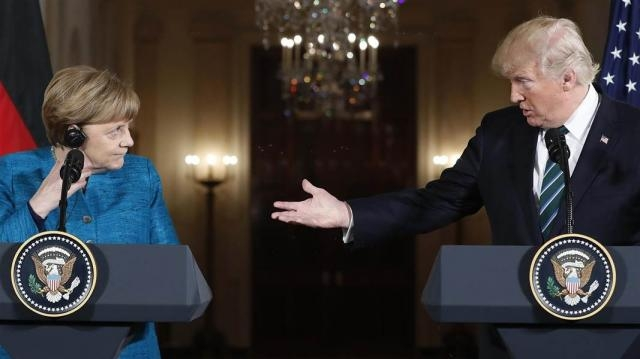 Trump: Wiretapping Gives Merkel and I 'Something in Common ... - nbcnews.com