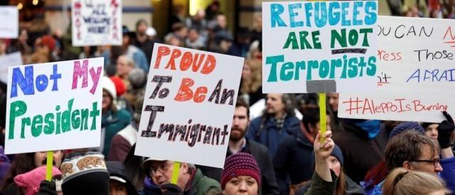 Proteste anche per il secondo 'Muslim Ban' di Donald Trump