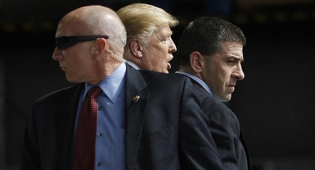 Trump received $1.6 million from Secret Service - POLITICO - politico