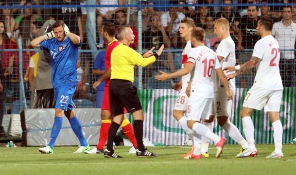 Mecz z Czarnogórą już w niedzielę