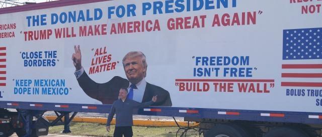 Consensi in caduta libera per il presidente degli Stati Uniti, Donald Trump