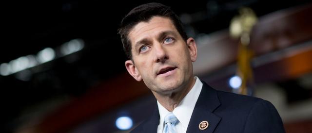Paul Ryan, da ferreo oppositore in campagna elettorale ad affidabile alleato di Donald Trump