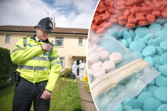 Massive £16million drugs haul seized in Liverpool | Daily Star - dailystar.co.uk