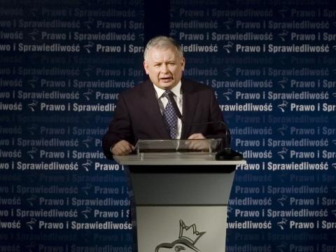 Czy Kaczyński zdementuje oskarżenia o sutenerstwo homoseksualne?