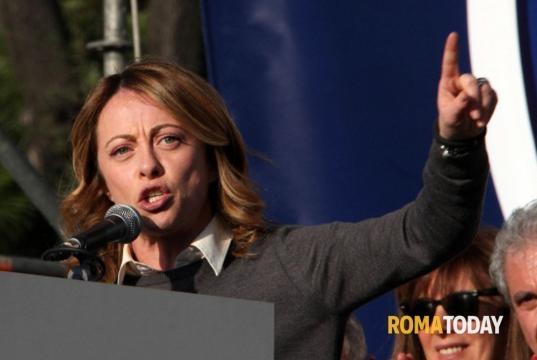 Nasce Terra Nostra, Giorgia Meloni si prepara a scalare il Campidoglio - romatoday.it
