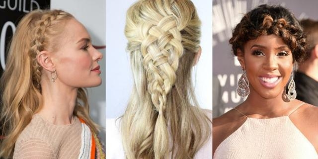 60+ Braided Hairstyles, Braids Inspiration & How To's - goodhousekeeping.com