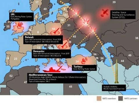 Hotspots that can spell trouble for EU Photo sourced via Blasting News Library