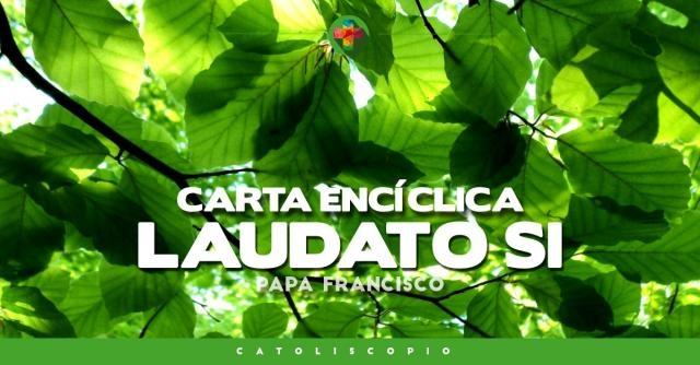 La defensa papal al medio ambiente