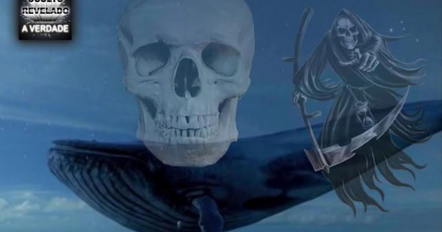 O Jogo Baleia Azul induz à fatalidade