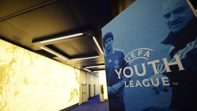 Real Madrid e SL Benfica disputam as meias-finais da UEFA Youth League