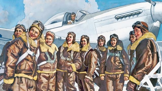 Trailblazing Women Pilots – Honoring the WASP by Commemorative Air ... - kickstarter.com