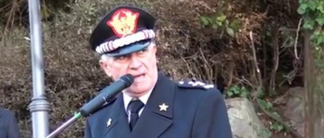 Tullio Del Sette, comandante generale dell'Arma dei carabinieri