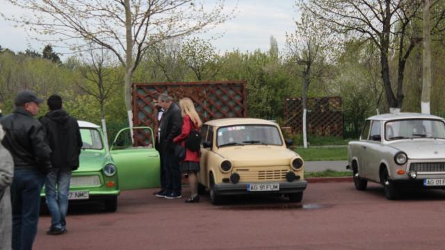 Parcul Tineretului Trabant Photo Andrei I