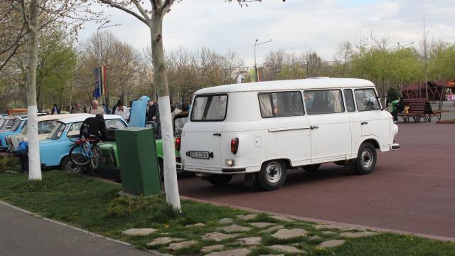 Parcul Tineretului Trabant Photo Andrei IV