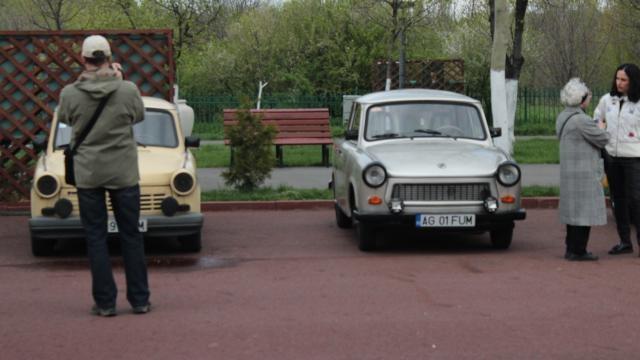 Parcul Tineretului Trabant Photo Andrei