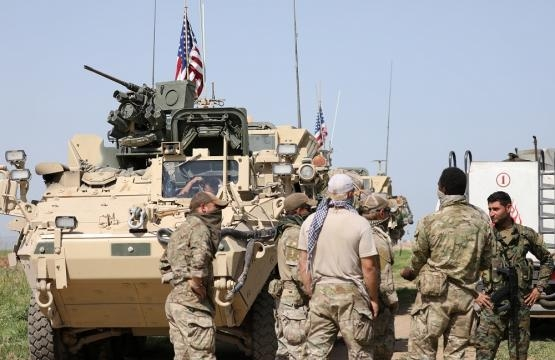 NRT English Kurdish fighters aided by USA - nrttv.com BN support