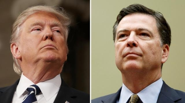 Shock firing of FBI chief James Comey is yet another episode in / Photo by scmp.com via Blasting News library