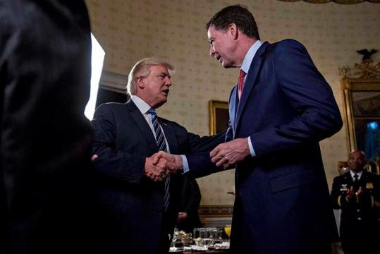 What Would Happen If Trump Fired James Comey? | 420 Meta - 420meta.com