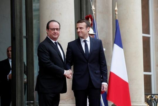 Emmanuel Macron, ex ministr dell'Economia durante il mandato Hollande, è il nuovo Presidente della Repubblica francese