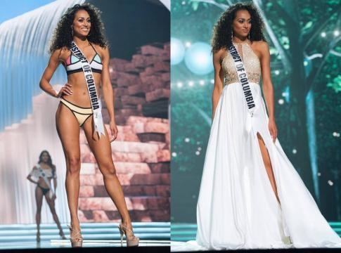 Kara McCullough representará o país no Miss Universo 2018