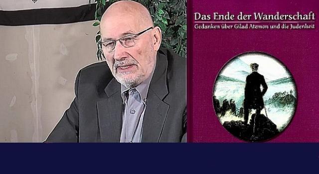 Horst Mahler, jak za Stalina: 12 lat więzienia za książkę (scrn YT)