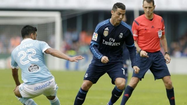 Triunfo del Real Madrid ante el Celta de Vigo en España con ... - entravision.com