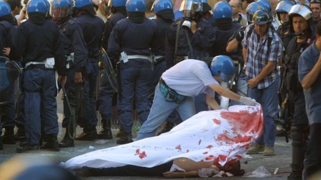 Amnesty Italia da anni si batte per l'I'introduzione del reato di tortura nel codice penale.