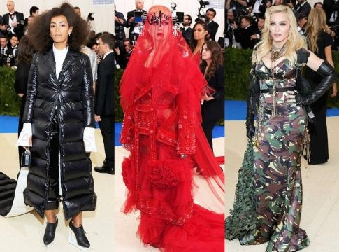 Fashion Police's 2017 Met Gala Style Poll: Vote for Best & Worst ... - eonline.com