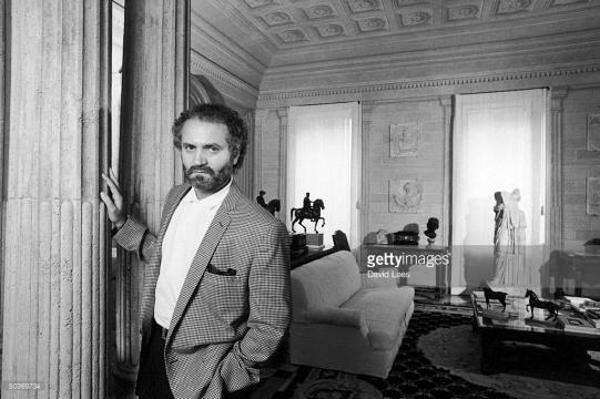 July 15 Fashion Designer Gianni Versace Murdered Photos and Images ... - gettyimages.com