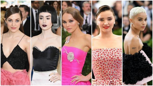 Met Gala 2017 Trend: La Vie en Rose, Darlings! | Tom + Lorenzo - tomandlorenzo.com