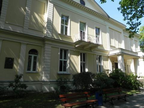 Rektorat PWSFTviT w Łodzi (fot. Krzysztof Krzak)